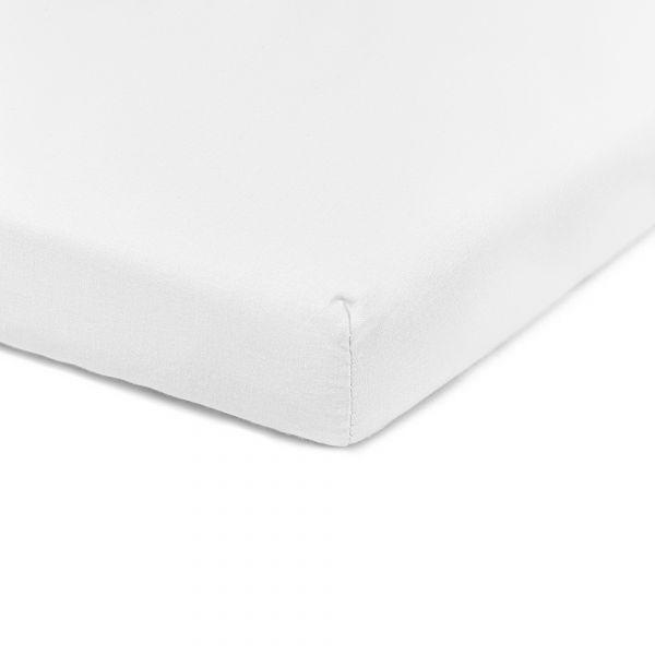 Prześcieradło 60x120 - Biały