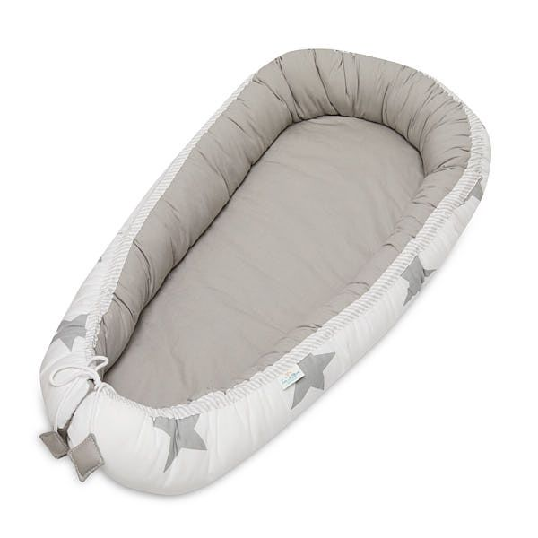 Baby Nest - Bright Grey