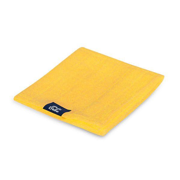 Pieluszka Bambusowa - Żółty